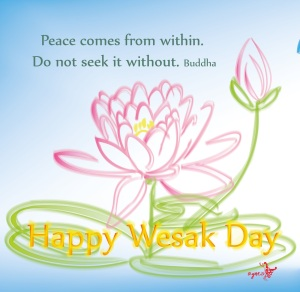 happy wesak day 2012